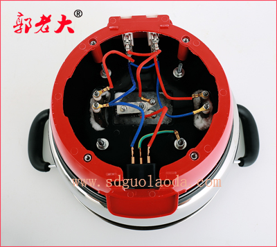 电热锅电路系统
